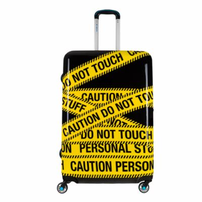 """BG Berlin design bőrönd """"Caution"""""""