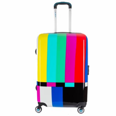 "BG Berlin design bőrönd ""Monoszkóp"""