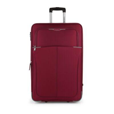 A piros bőrönd