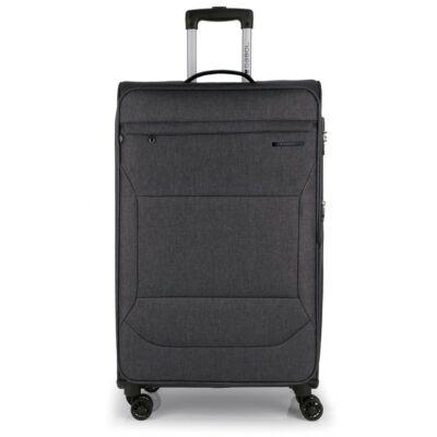 A szürke, nagy bőrönd