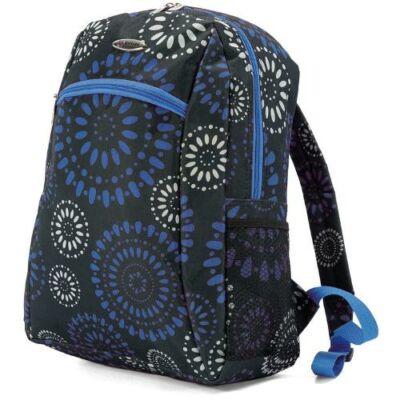 kék hátizsák