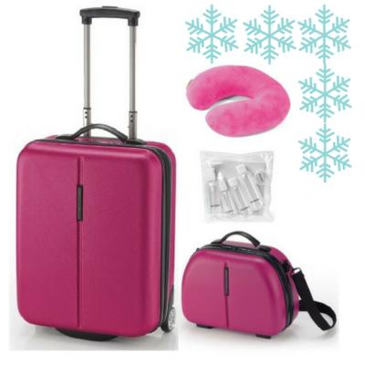 rózsaszín csomag