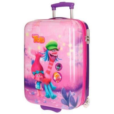 Trollok bőrönd