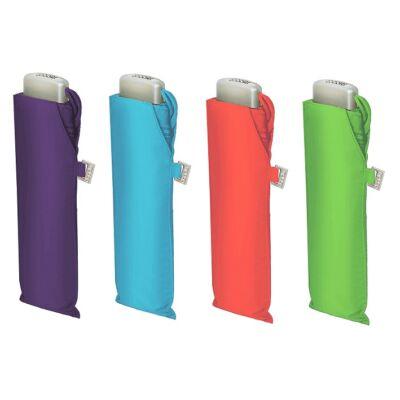 Doppler kézi nyitású női esernyő (Mini Slim Uni)