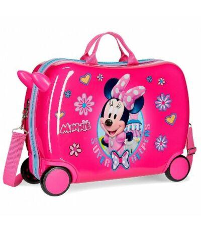 Minnie egér bőrönd
