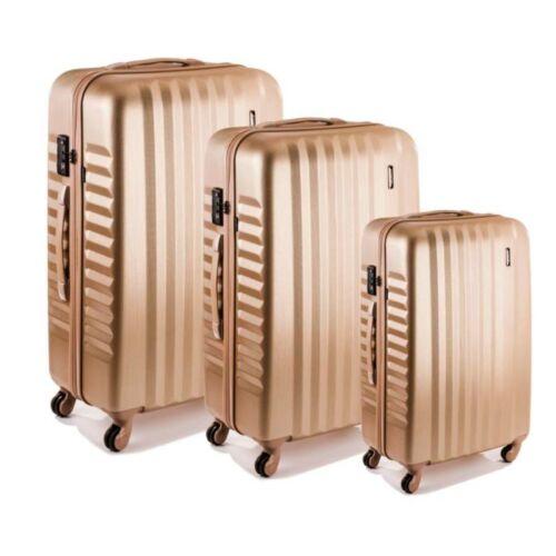 Yearz By March Ribbon bőrönd szett arany