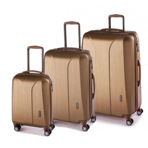 Yearz By March New Carat bőröndszett arany