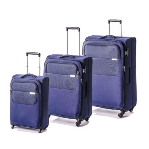 Yearz By March Carter Special Edition bőröndszett kék