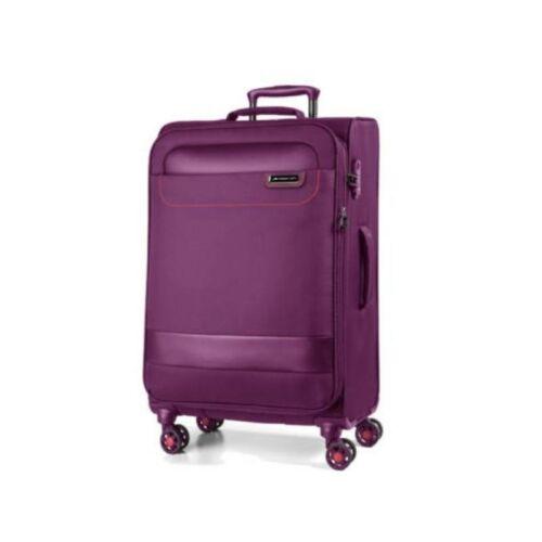 Yearz By March Tourer bőrönd lila