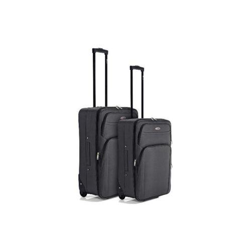 Benzi bőrönd 2 db-os szett (közepes és nagy)