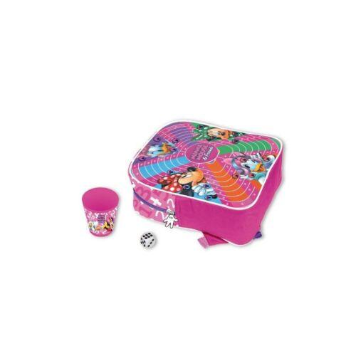 Minnie Egér és Barátai gyermek hátizsák játékkal