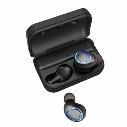 AWEI T3 - Teljesen vezeték nélküli fülhallgató (TWS earbuds), dokkolóval