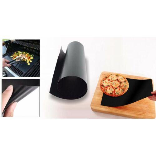 Tapadásmentes, hőálló lap BBQ grillre és sütőbe