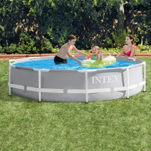 INTEX MetalPrism medence 2020-as modell (305 x 76 cm)