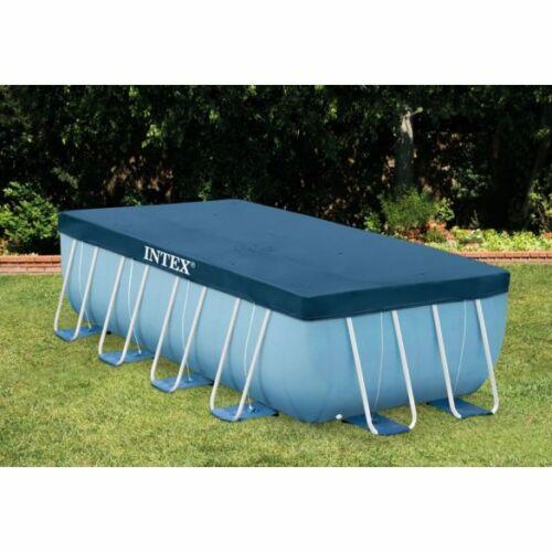 INTEX csővázas szögletes medence takaró (4 x 2 m)