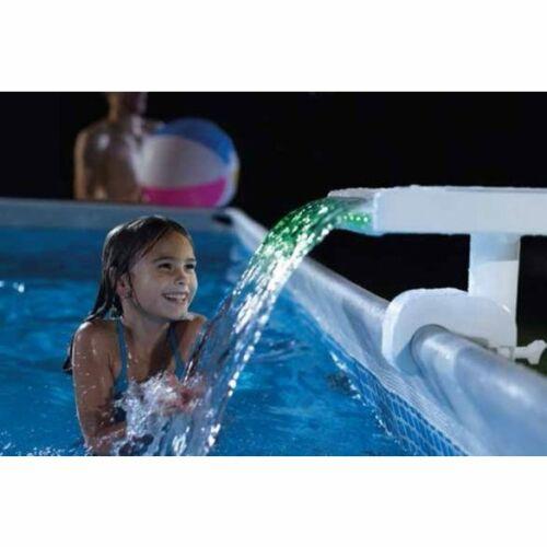 INTEX Három színű LED-es vízszóró