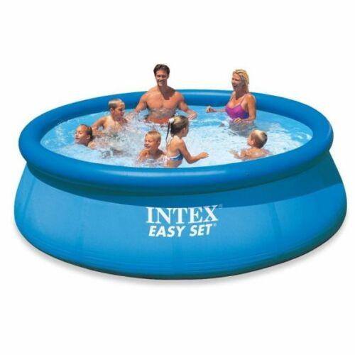 INTEX EasySet puhafalú medence vízszűrővel 2020-as modell (366 x 76 cm)