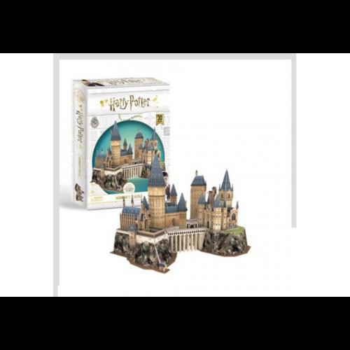 3D Puzzle Harry Potter - Roxfort Kastély (197 db-os; 8+)