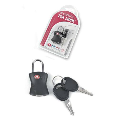Gabol kulcsos TSA záras bőröndlakat