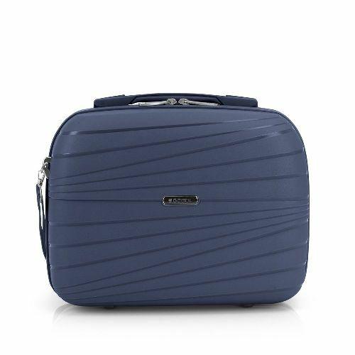 Gabol Kiba kozmetikai táska (keményfedeles) kék