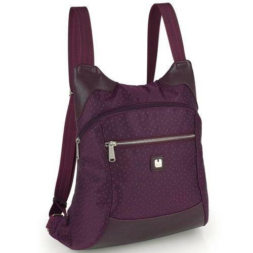 Gabol Way női hátizsák lila