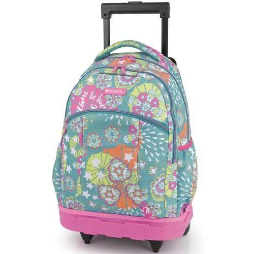 Gabol Mint gurulós hátizsák (iskolásoknak)