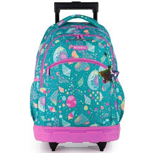 Gabol Mimic gurulós hátizsák (iskolásoknak)