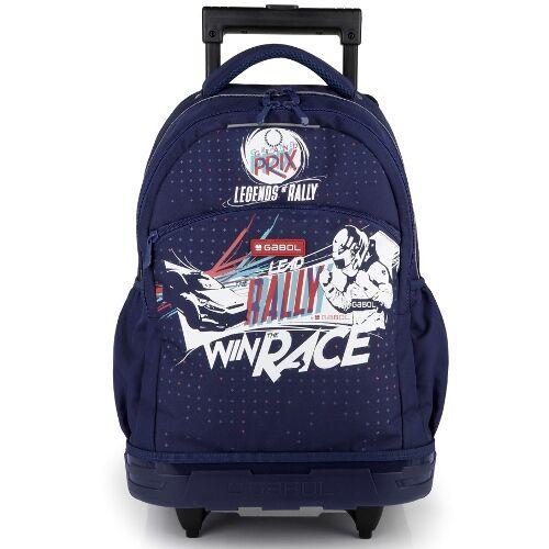 Gabol Speed gurulós hátizsák (iskolásoknak)