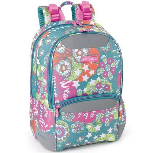 Gabol Mint iskolai hátizsák
