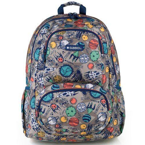 Gabol Planet hátizsák (iskolásoknak)