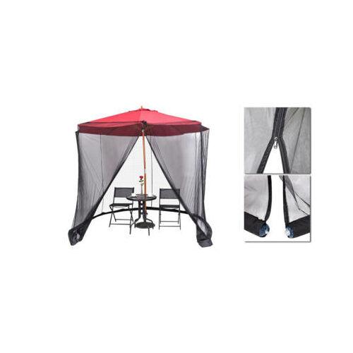 Szúnyogháló 2,7 m-es napernyőre