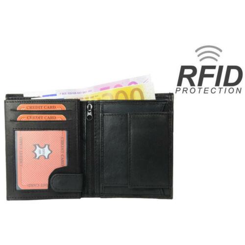 Pénztárca és bankkártya tartó RFID védelemmel