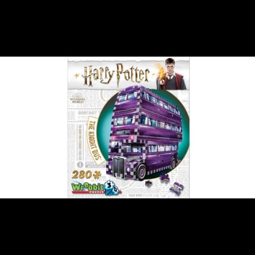 3D puzzle Harry Potter - Kóbor Grimbusz (280 db-os)