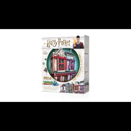 3D puzzle Harry Potter - Kviddics Sportbolt (305 db-os)
