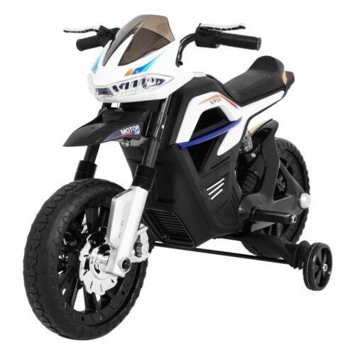Night Rider elektromos kisMotor gyerekeknek (segédkerekekkel)