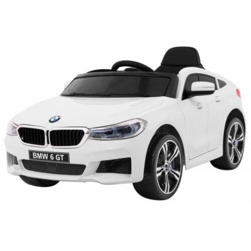 BMW 6 GT elektromos kisautó gyerekeknek (távirányítóval, 1 személyes)