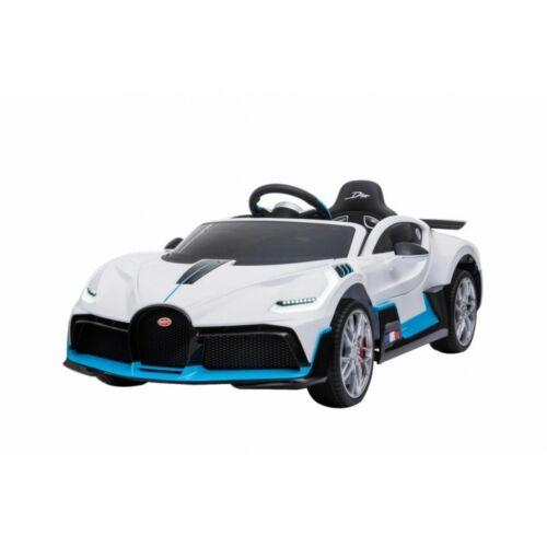 Bugatti Divo elektromos kisautó gyerekeknek (távirányítóval, 1 személyes)