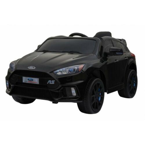 Ford Focus RS elektromos kisautó gyerekeknek (távirányítóval, 1 személyes)