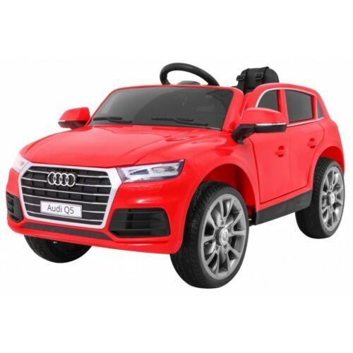 Audi Q5-SUV LIFT elektromos kisautó gyerekeknek (távirányítóval, 1 személyes)