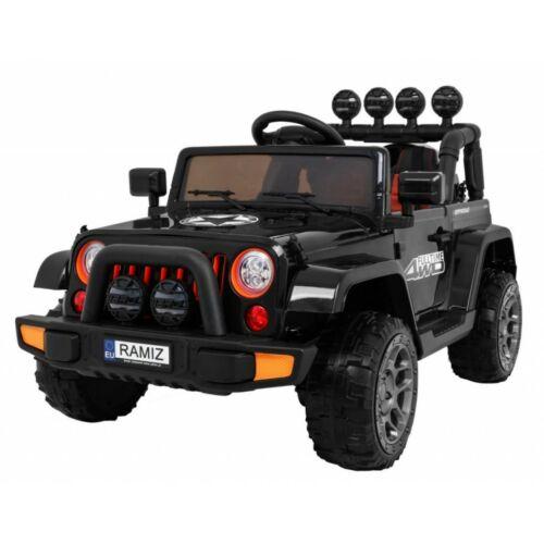 Full Time off-road 4WD elektromos kisautó gyerekeknek (távirányítóval, 1 személyes)