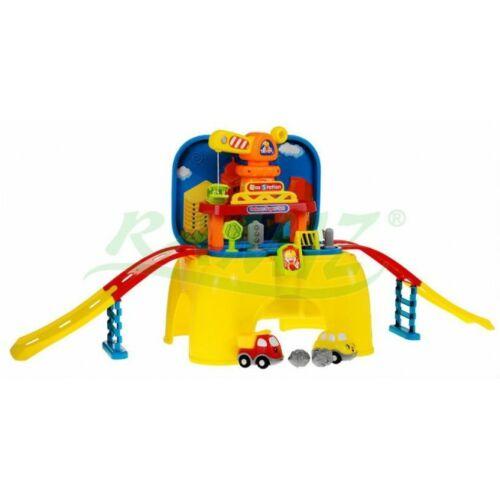 Nagy építkezés játék (székké alakítható; 3+)