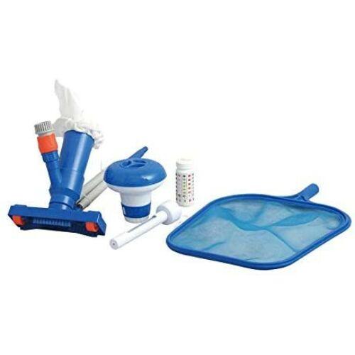 JILONG medence tisztító készlet (5 részes)