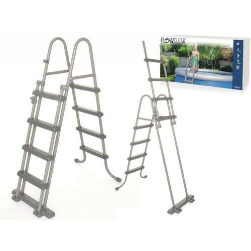 BESTWAY biztonsági medence létra (4 fokos, 122 cm-es)