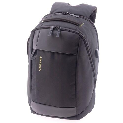 """Vogart Boston laptop és iPad hátizsák (15"""")  USB kivezetéssel"""