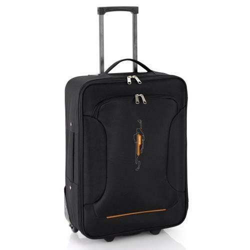 Gabol Week kabinbőrönd fekete