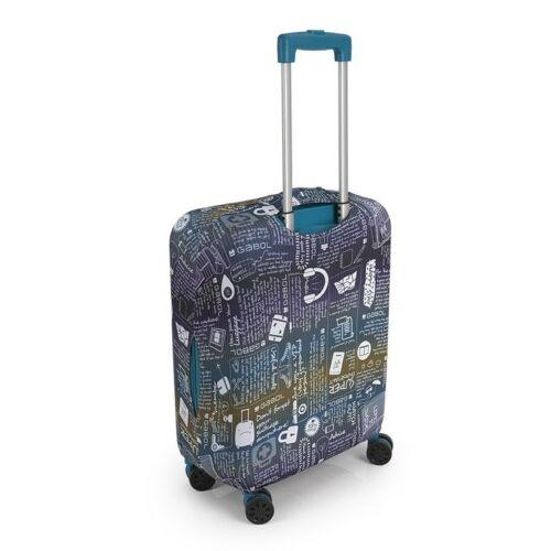 Gabol bőröndhuzat M-L