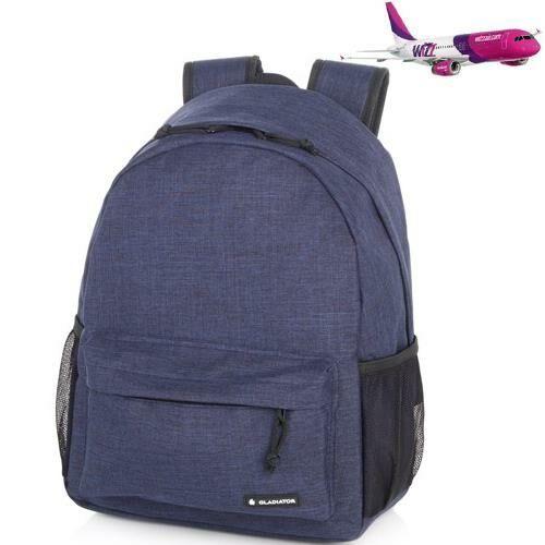 Gladiator Crew Denim hátizsák (Wizz Air kézipoggyász méret)