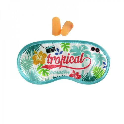 Tropical Paradise szemmaszk és füldugó szett