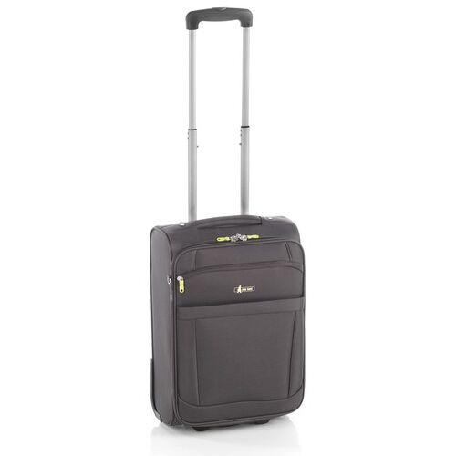 John Travel kabinbőrönd szürke