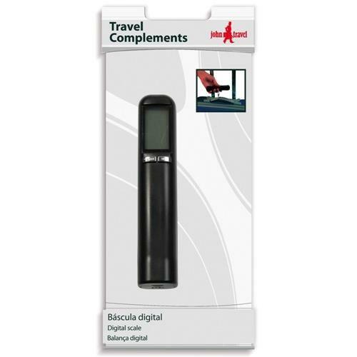 John Travel digitális bőröndmérleg
